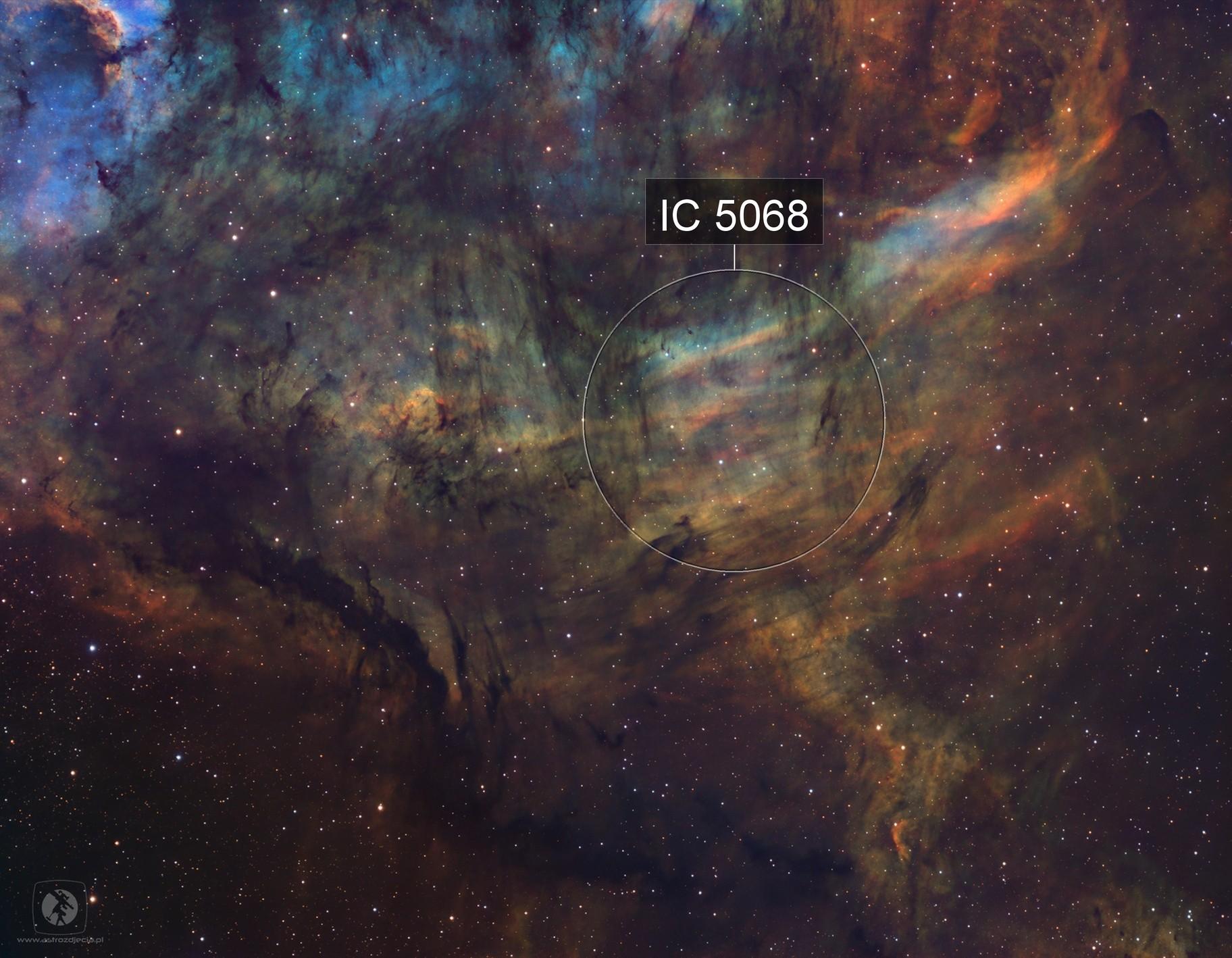 IC5068 - SHO
