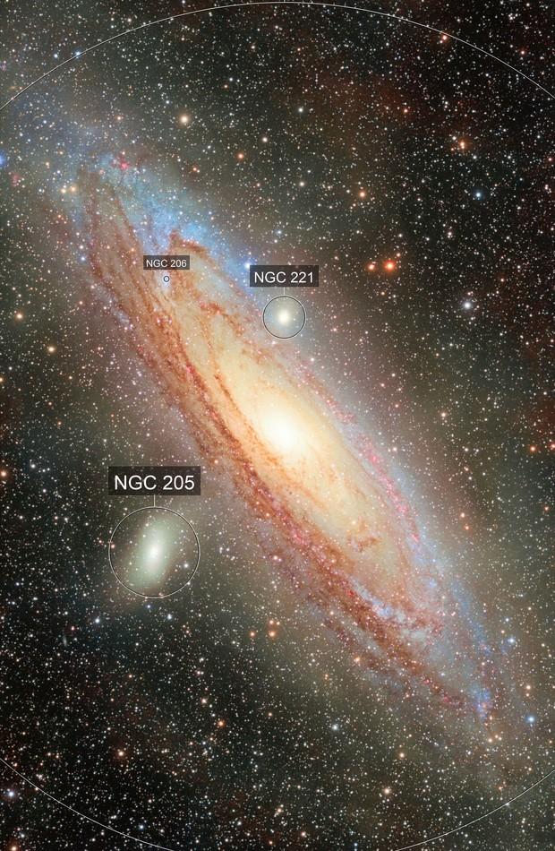Messier 31 [Image Of Team]