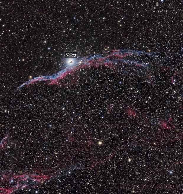 NGC6960-Veil Nebula