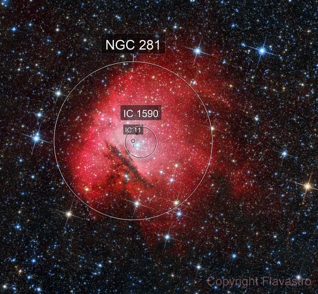 NGC281-Pacman