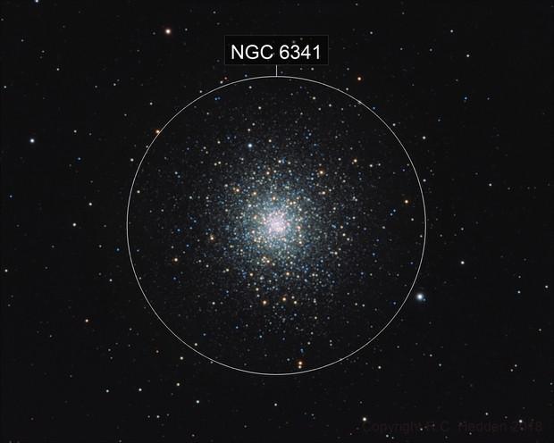 Globular cluster M92 (RGB)