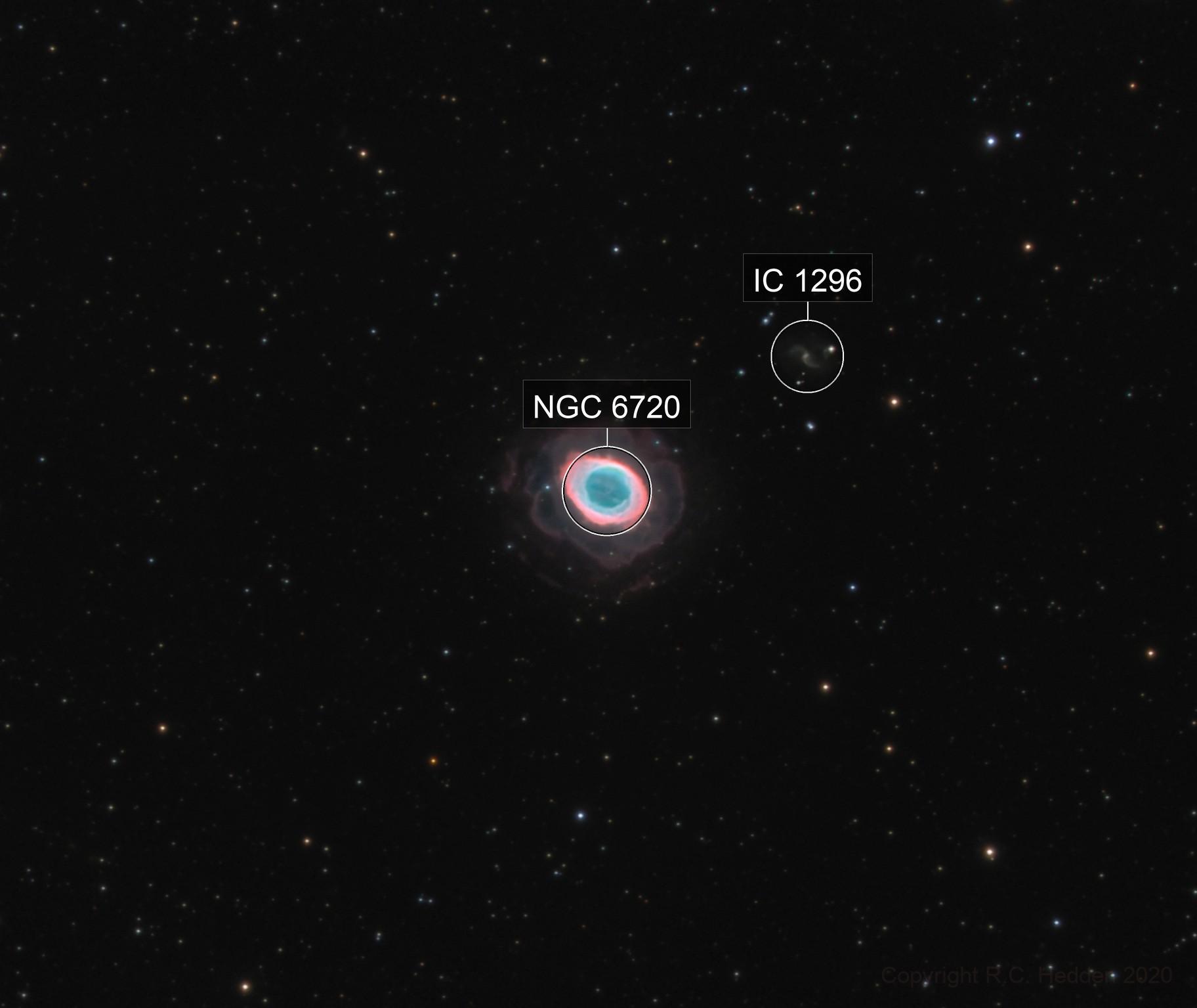 M57 - Ring Nebula (HRGB)