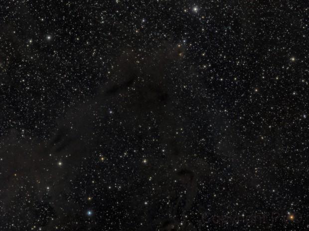 LBN468 and Gyulbudaghian's Nebula
