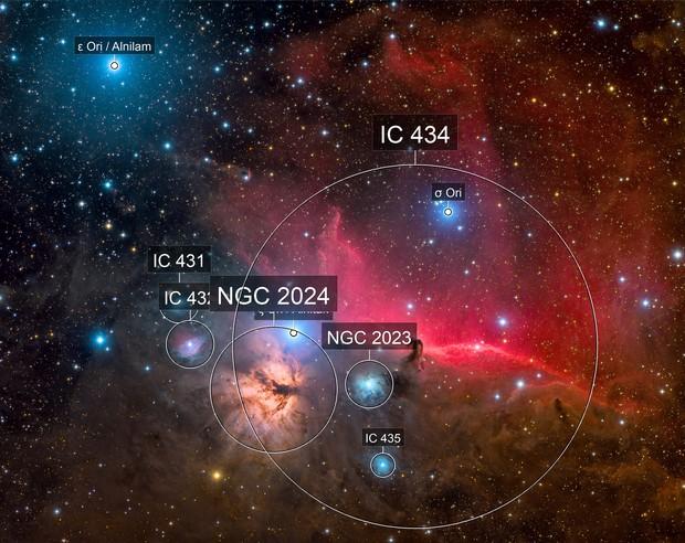 Horsehead Nebula - Deep Sky West Remote Observatory