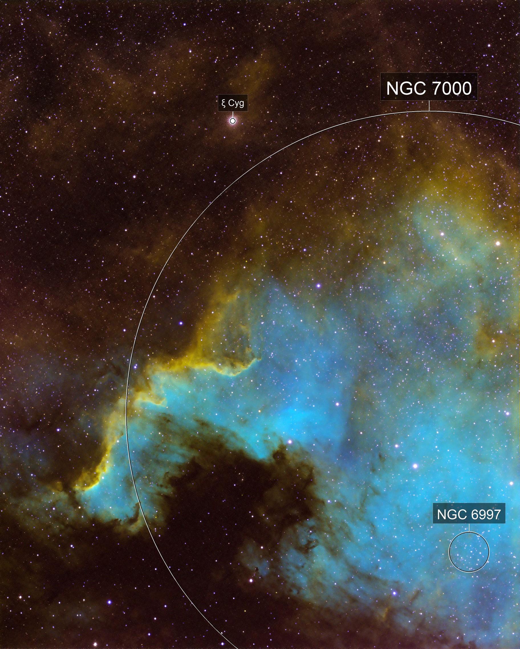 NGC7000 Kelling 2020