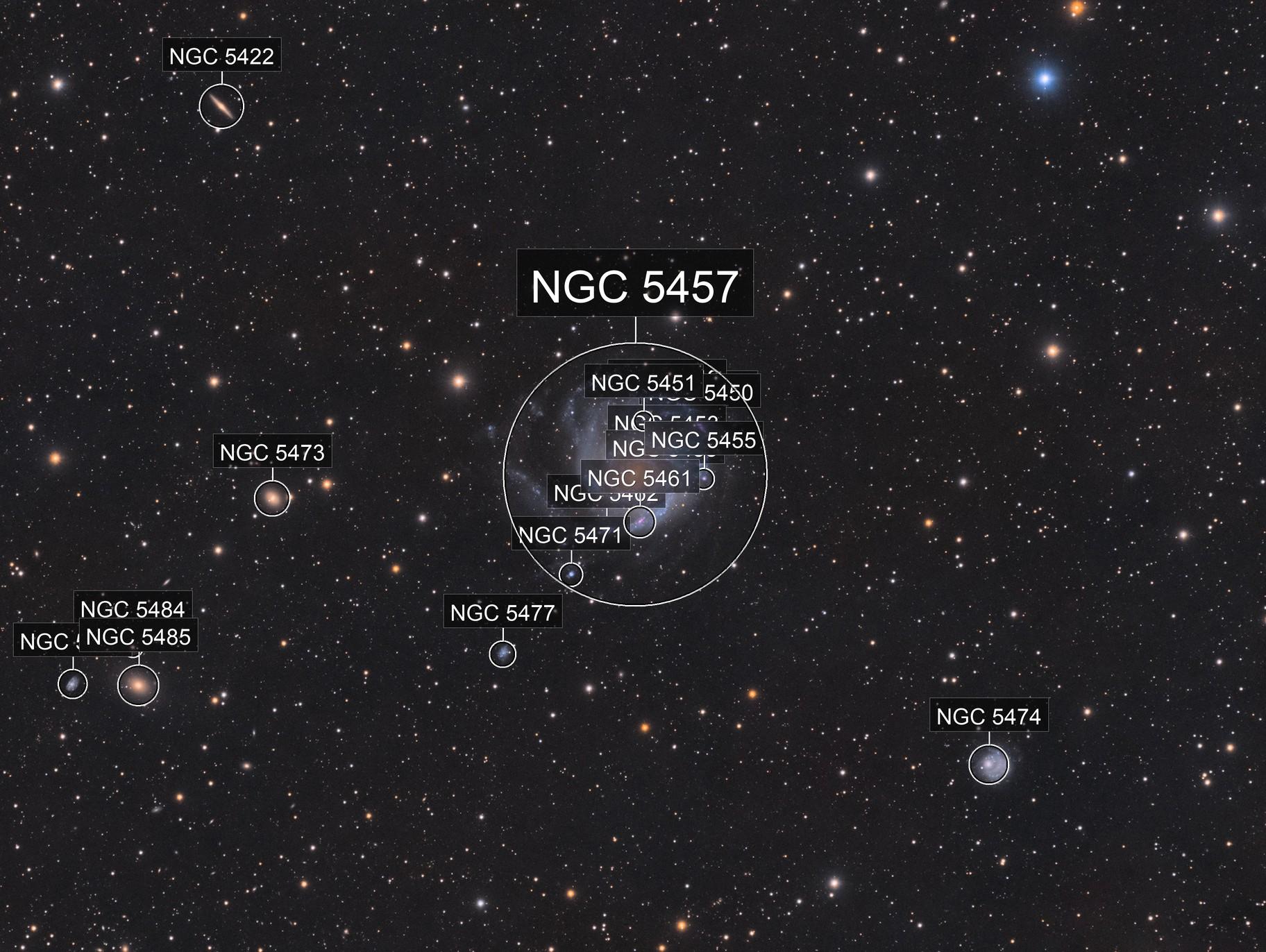 M101 - Ha-L-RGB