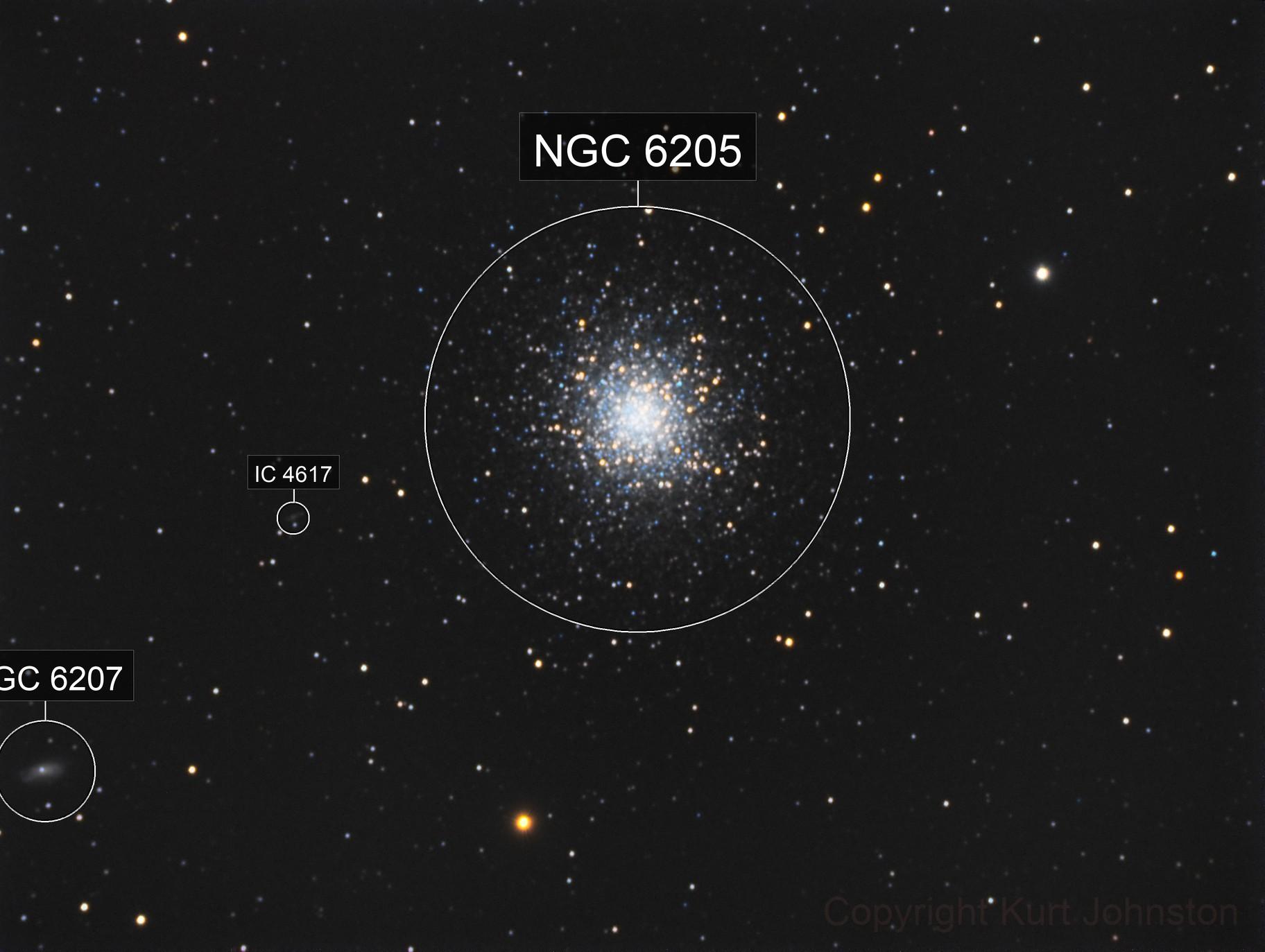 M13: Hercules Cluster (2010)