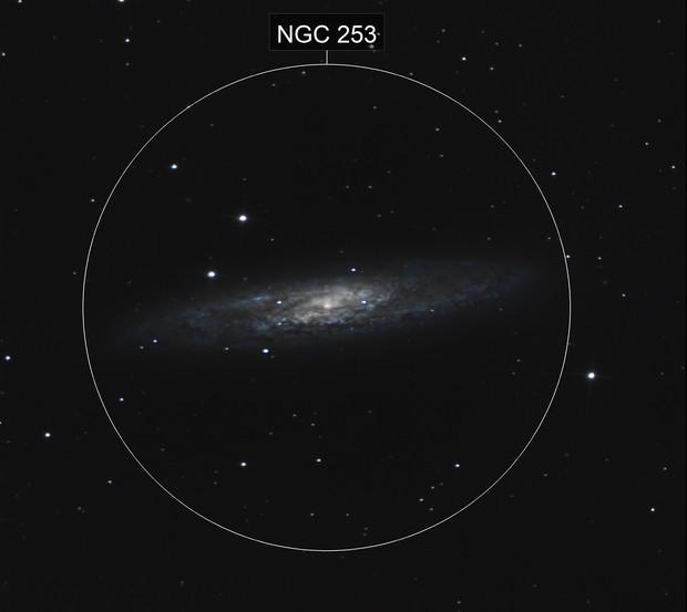 NGC 253 - Sculptor Galaxy