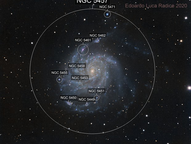 M101 from the city