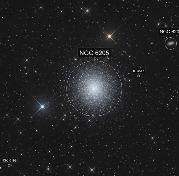 The Great Globular Cluster in Hercules
