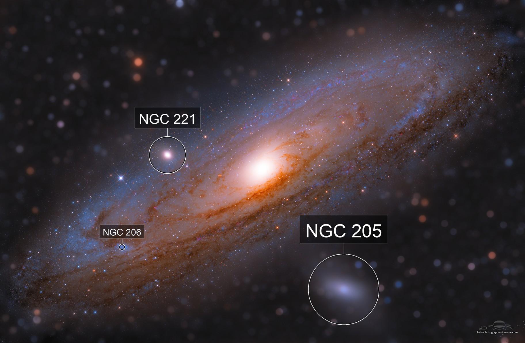The Andromeda Galaxy : Tiltshift