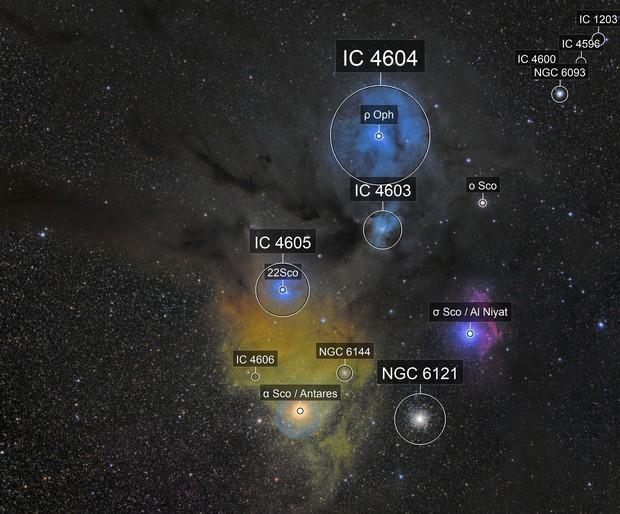 Palette Nebula