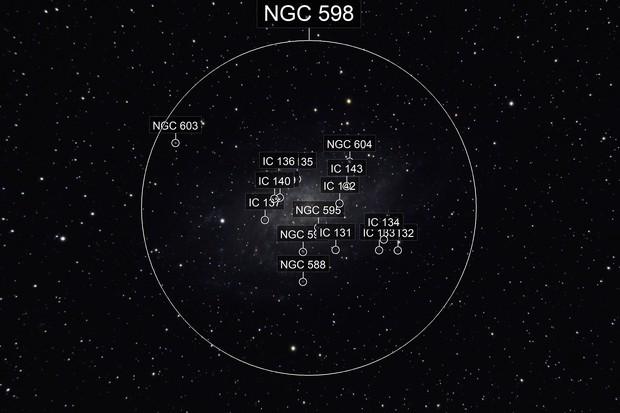 Triangulum M33