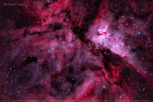 Eta Carinae Nebula (NGC 3372)