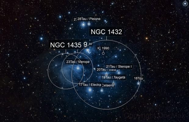 M45 Le Pleiadi