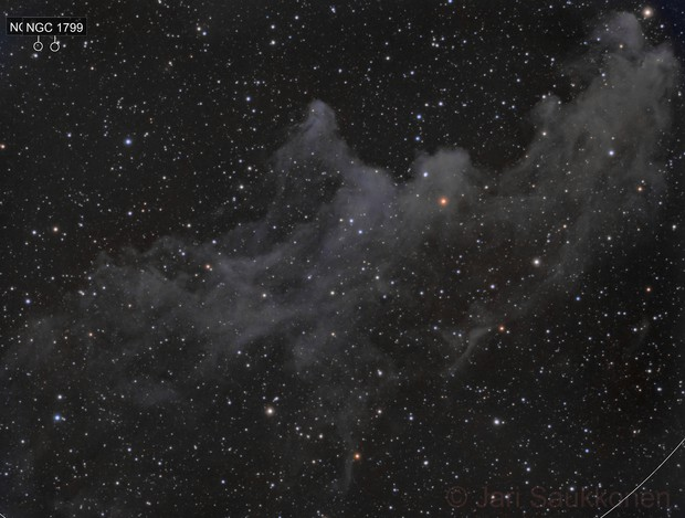 IC 2118, the Witch Head Nebula