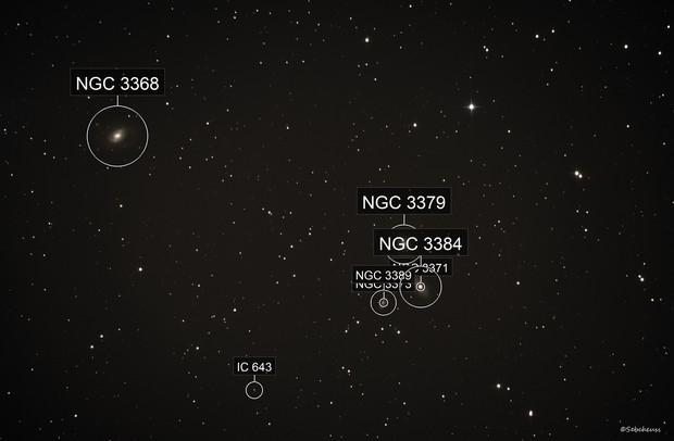 M96 et M105