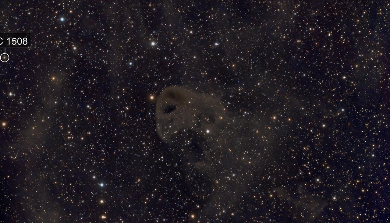 LBN 777 Little Eagle Nebula