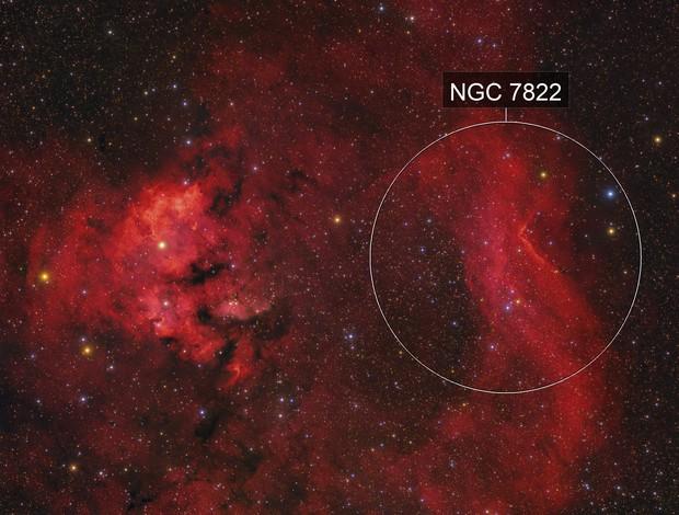 Cederblad214 / NGC7822