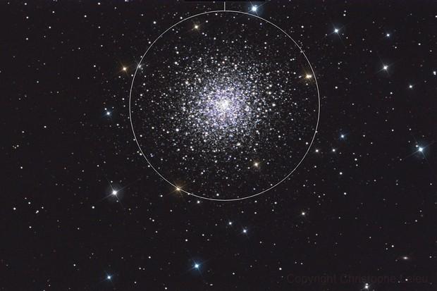 M92 Amas globulaire de la constellation d'Hercule