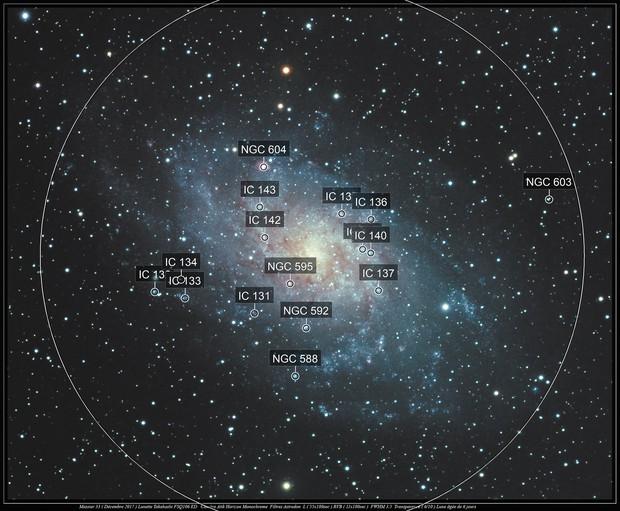 Messier 33 ( 12.2017)