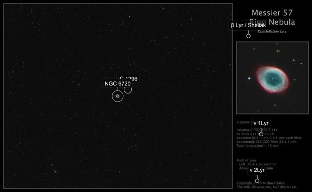 Messier 57 – Ring Nebula