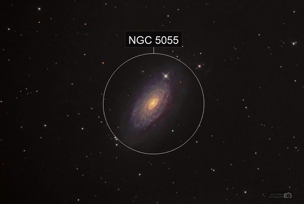 M63_Sunflower galaxy