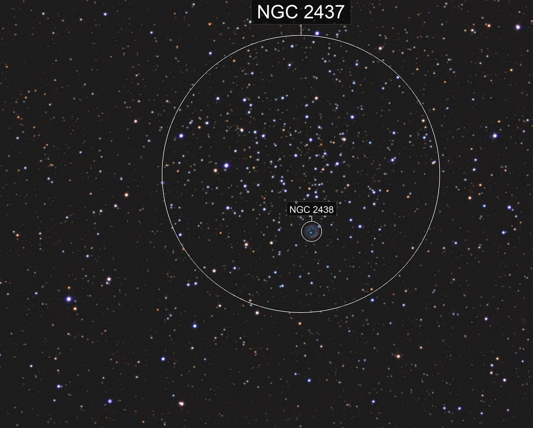 M46  T250 f/4  /  ATIK ONE  /  AZEQ6