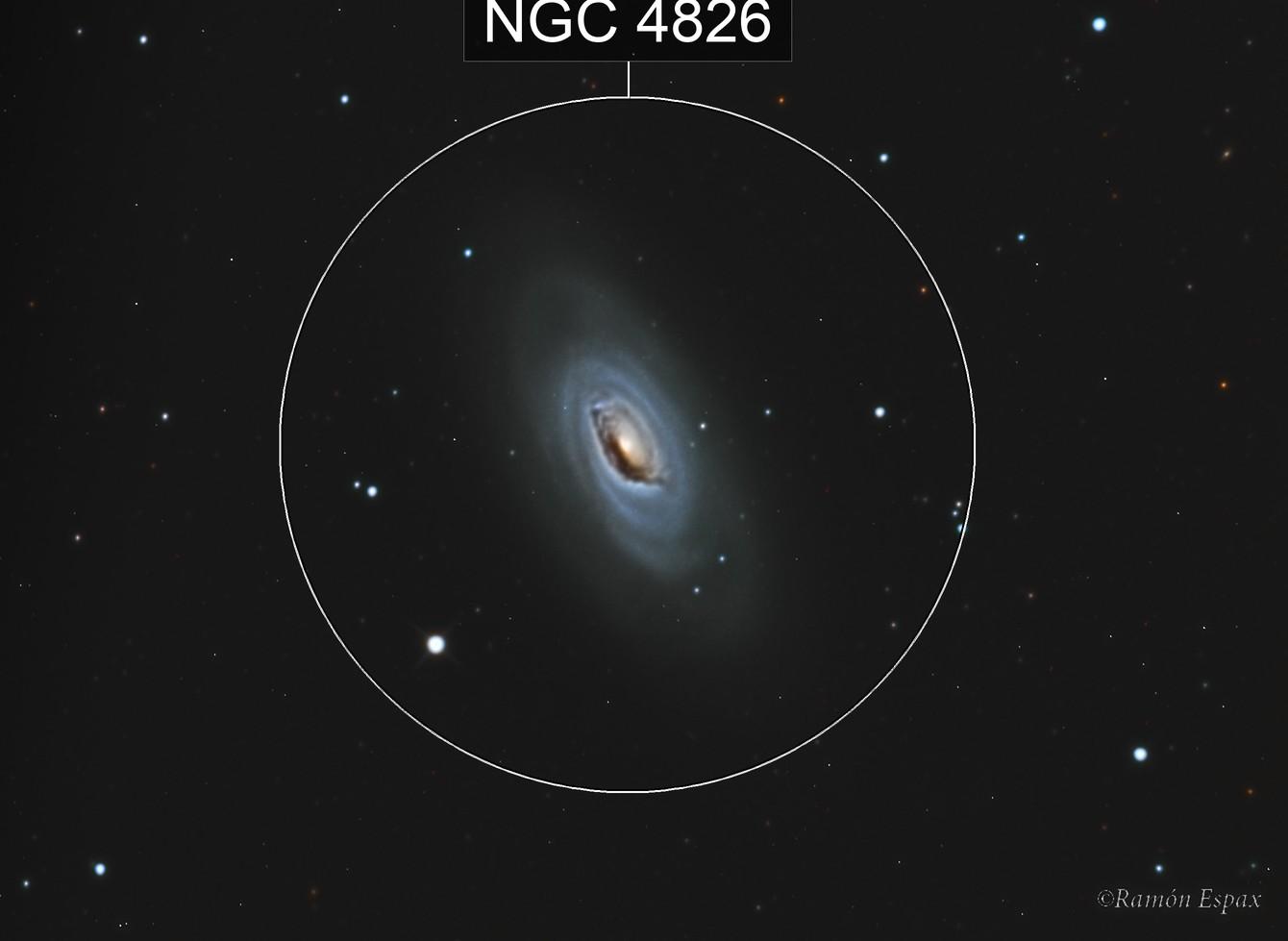 M64 - LRGB