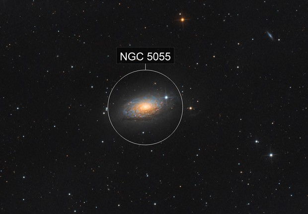 M 63 The Sunflower Galaxy