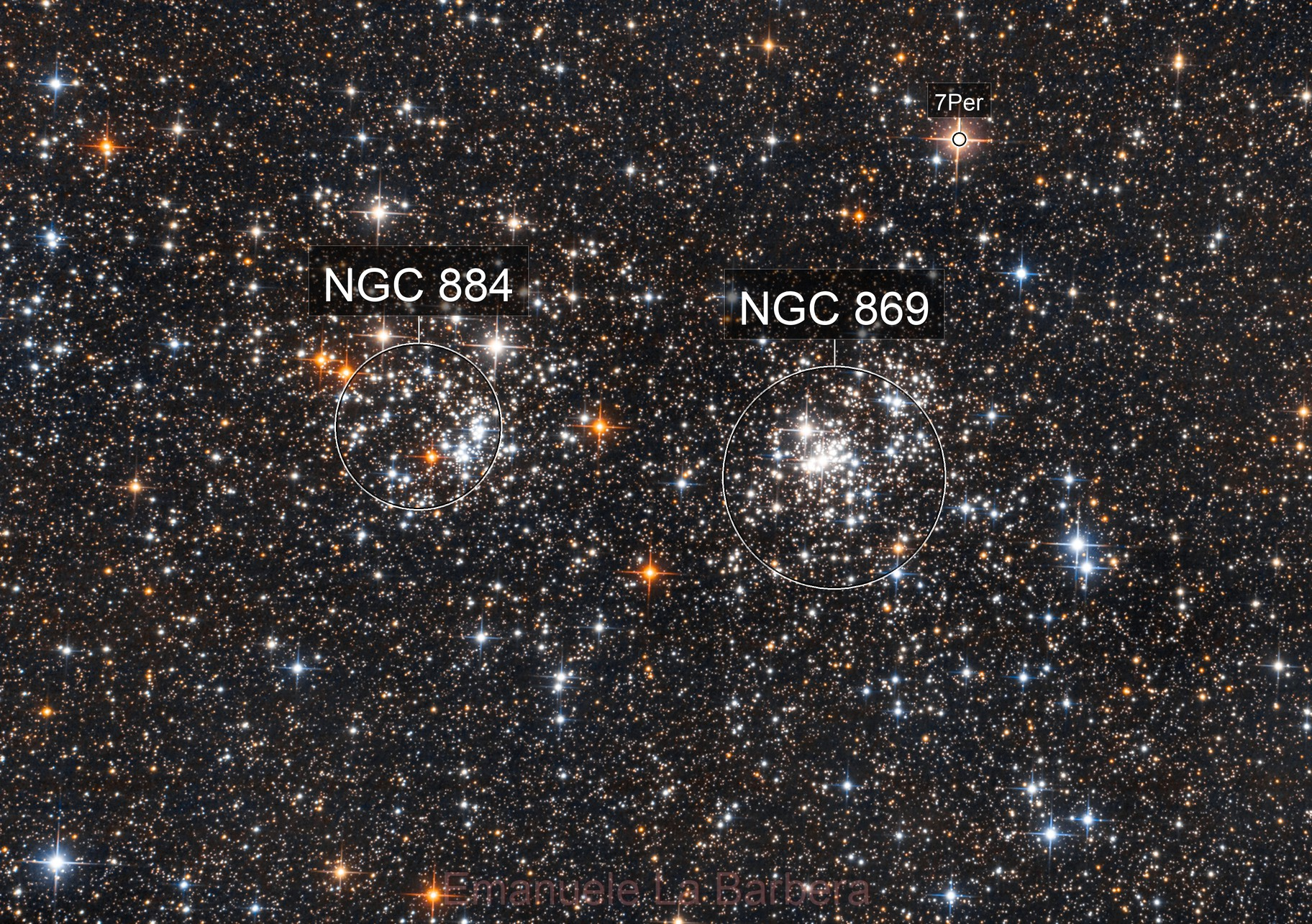 Double Star Cluster
