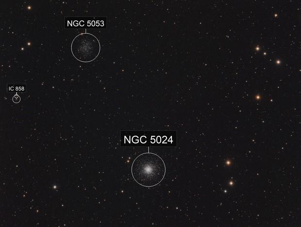 M53 NGC 5033