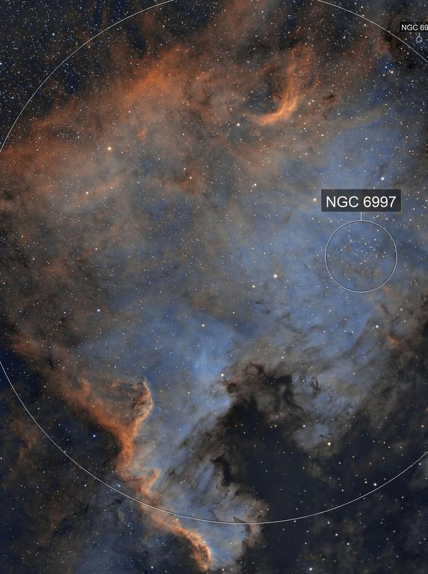 NGC7000 SHO Modified