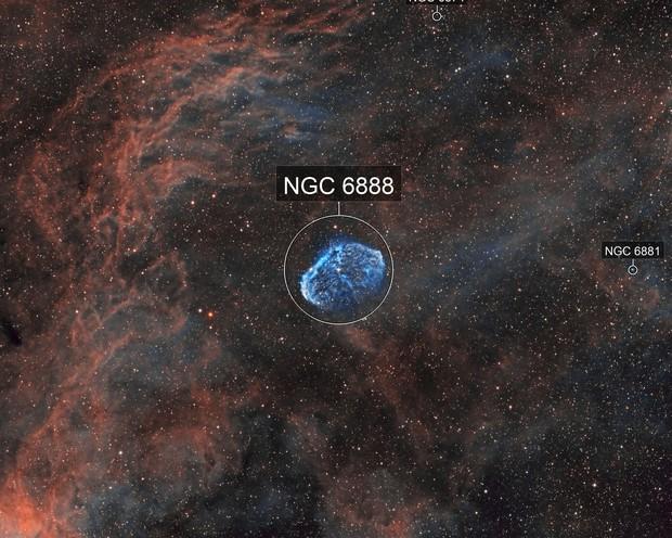 NGC6888 SHO WIP