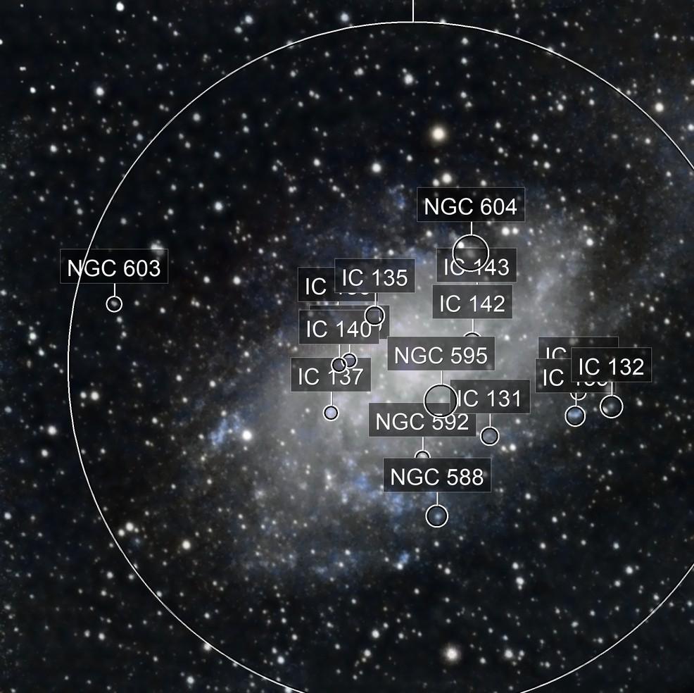 First attempt at M33(Triangulum Galaxy)