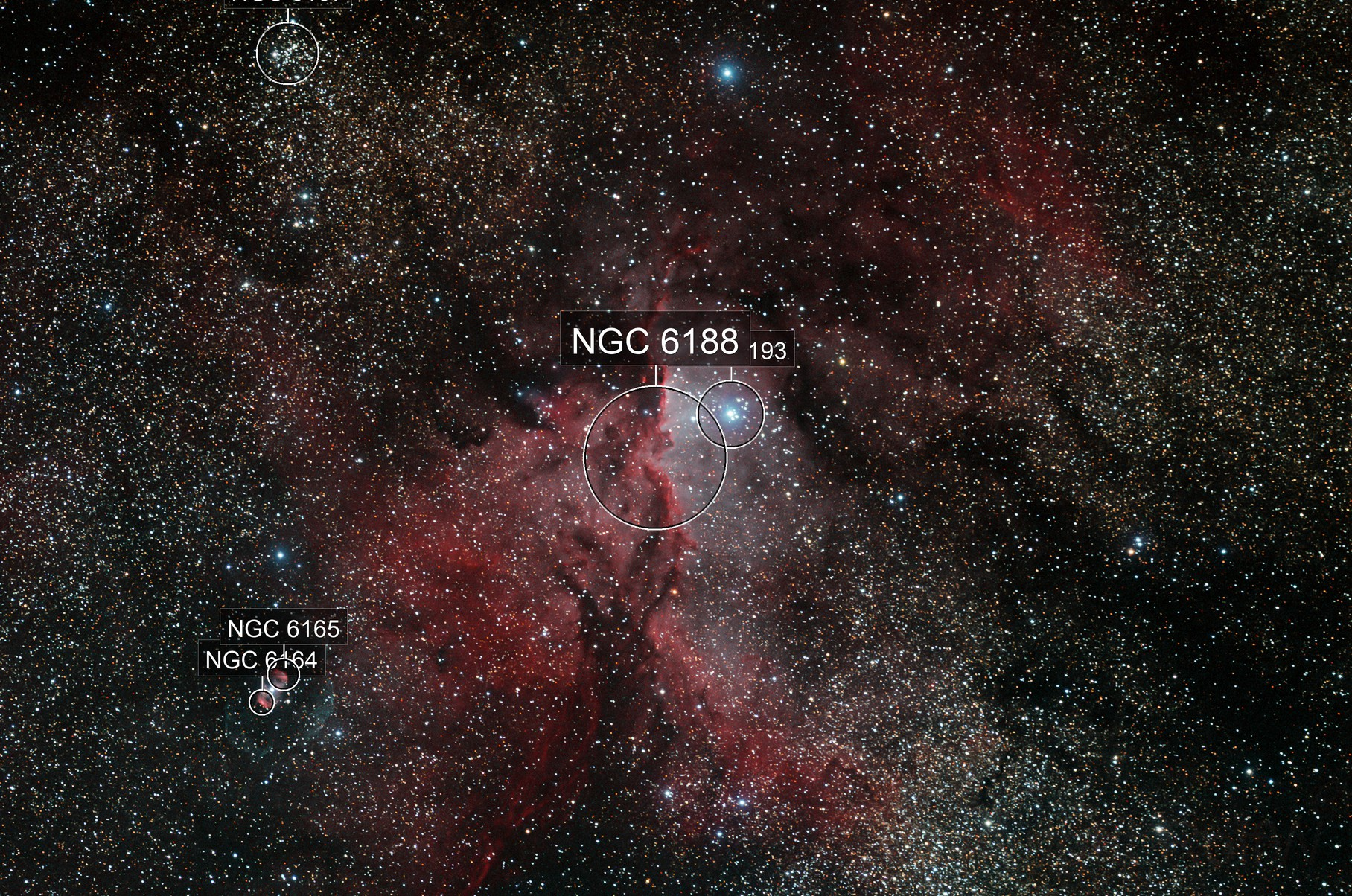 NGC 6188