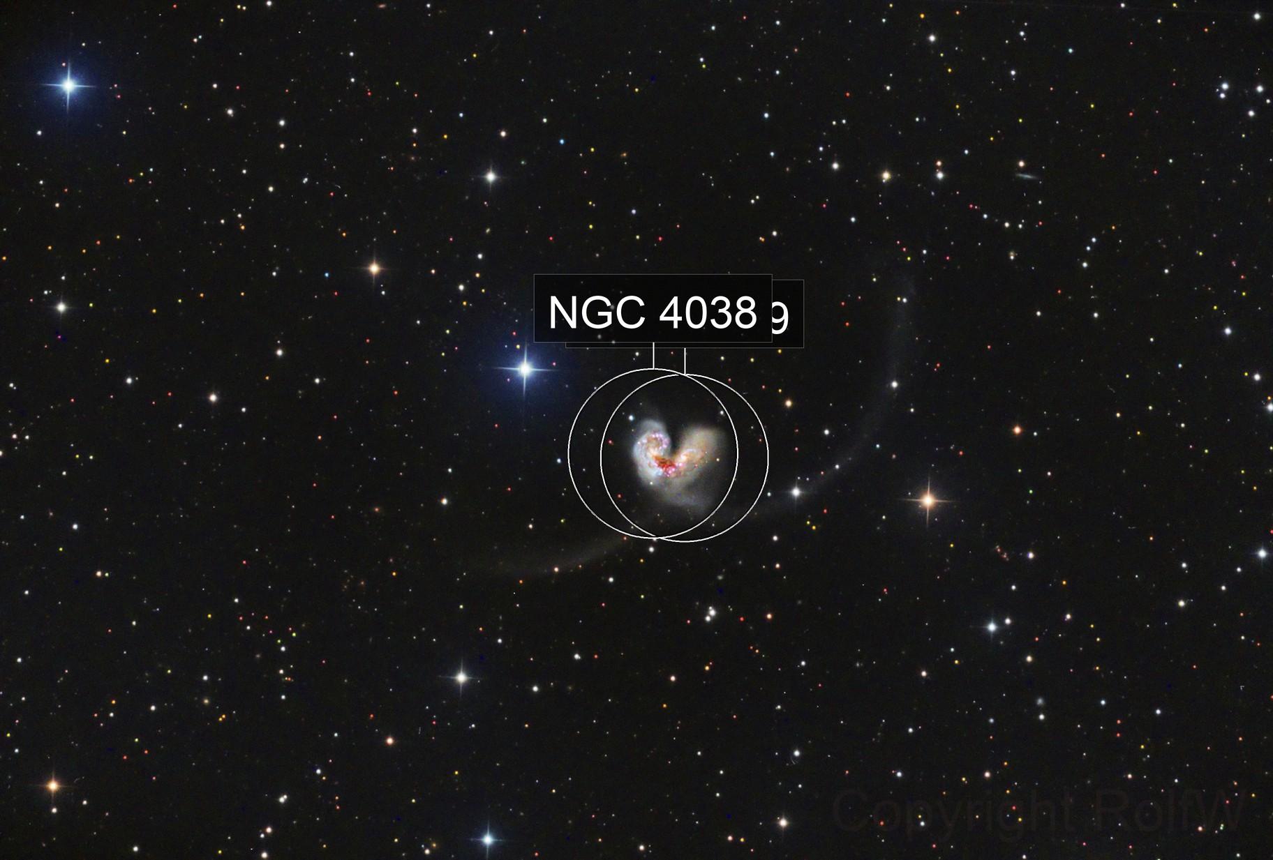 NGC 4038/4039