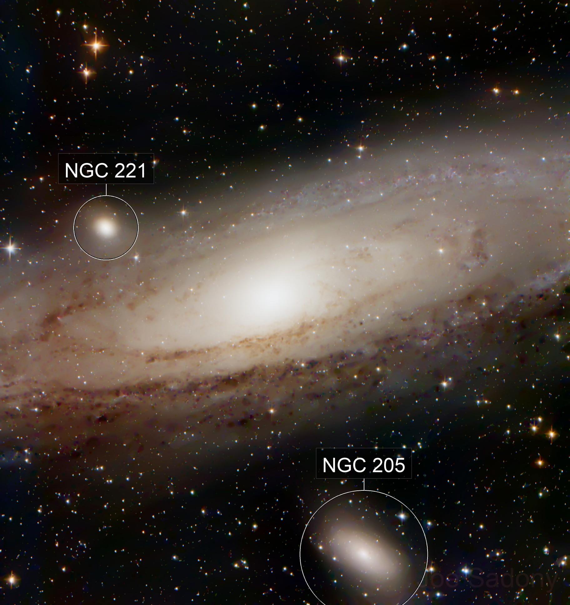 M31 - Andromeda on 7/21/20