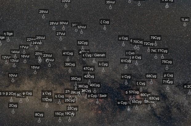 Milkyway Veil Nebula