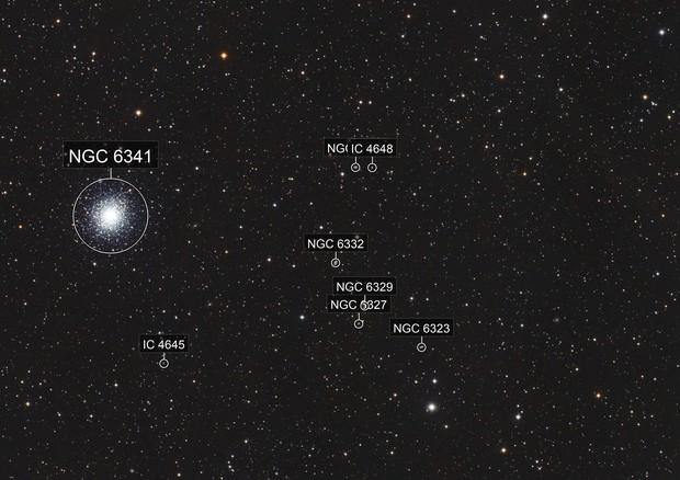 M92 - NGC6332