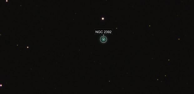 Eskimo nebula 150ED Evostar