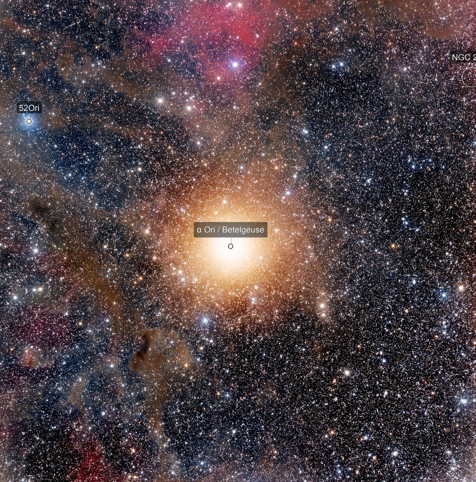 Betelgeuse ->NASA APOD May 11 2020