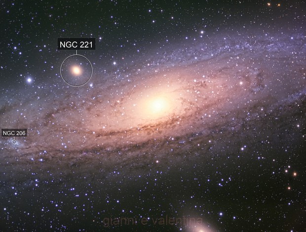 the Great Andromeda Galaxy from Corsica and ASI1600 :)