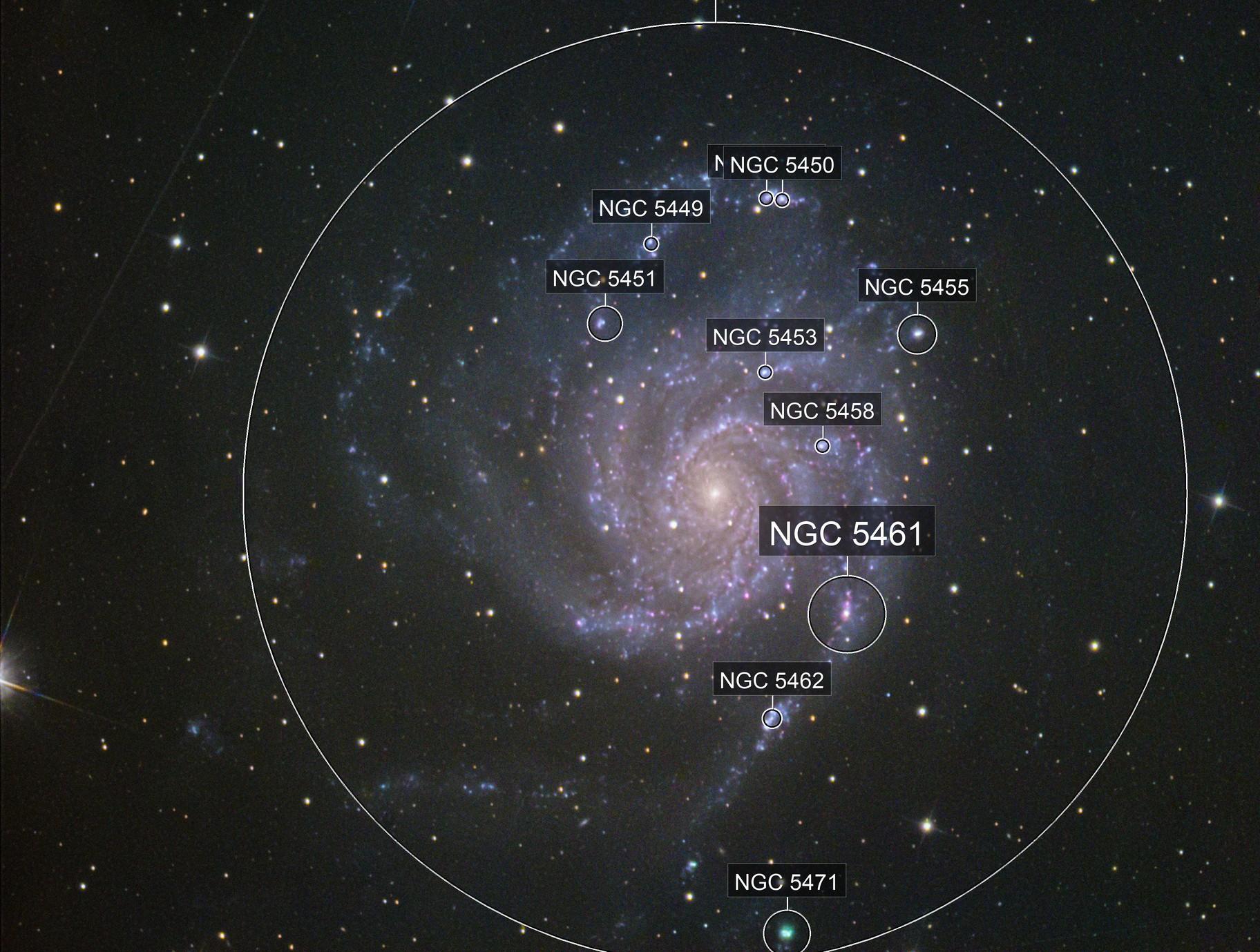 M101 - the Pinwheel