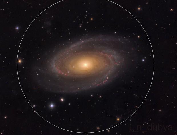 M81 - Bode's Nebula v2