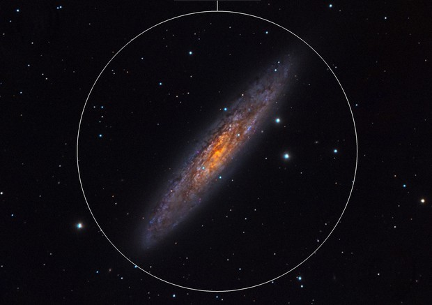 Sculptor Galaxy Revisited
