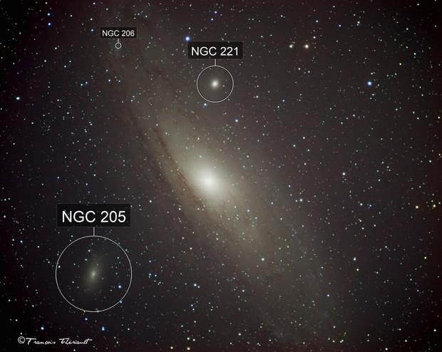 M-31 Andromeda Galaxy