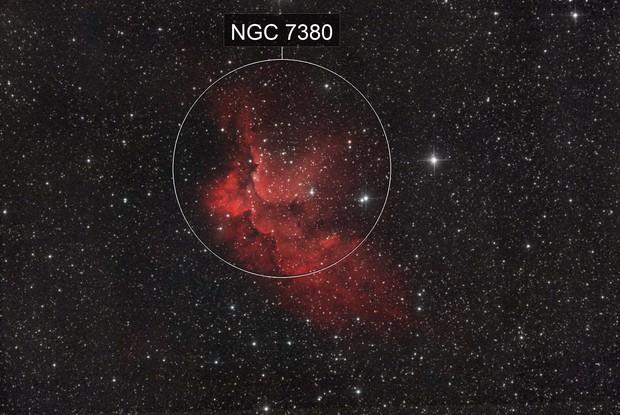 Wizard Nebula (HaRGB Reflex)
