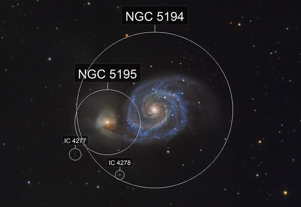 M51 Whirpool Galaxy