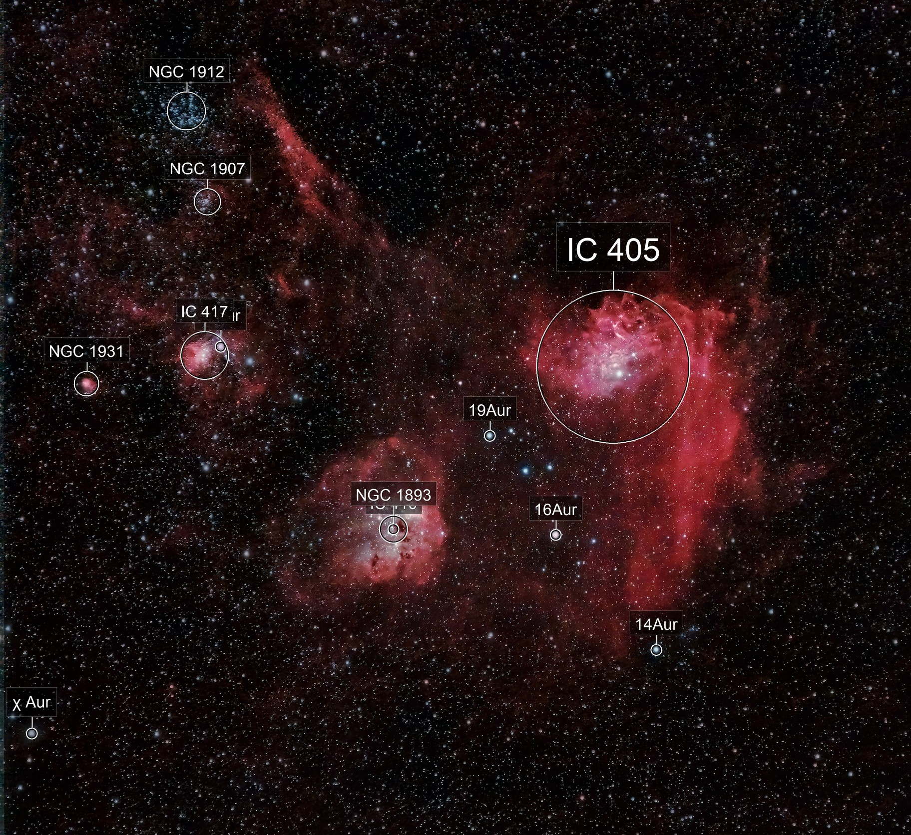 Ic 405 and 410 with old sovietic lens